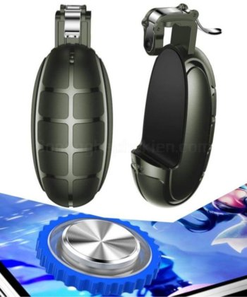 Combo Phụ Kiện Chơi Game PUBG Mobile Baseus Grenade Handle