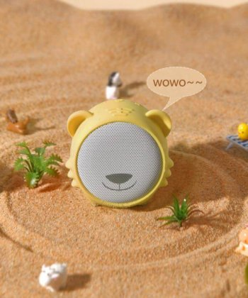 Loa Bluetooth Mini 12 Con Giáp Baseus Q. Chinese Zodiac Wireless Speaker E06
